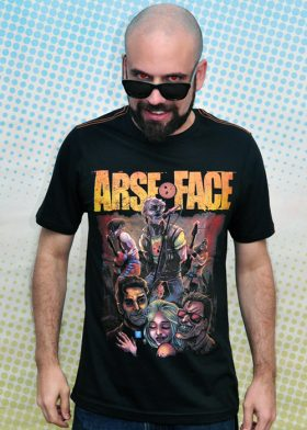 ARSEFACE_M